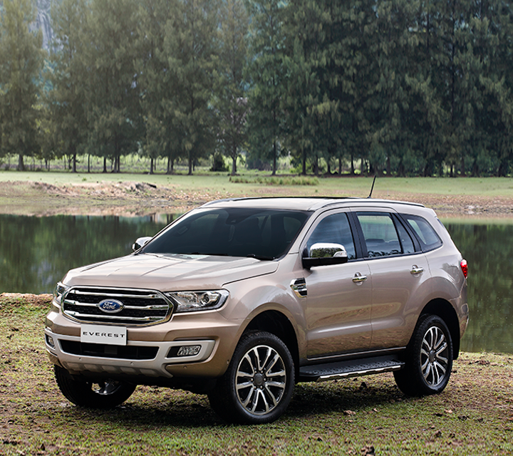 Ford Everest Ford Myanmar