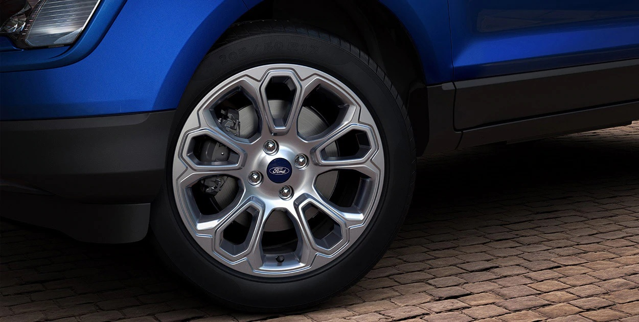 """<strong>17"""" Alloy Wheels</strong><br /><span>They do more than just look great. They're lightweight and extra-strong too.</span>"""