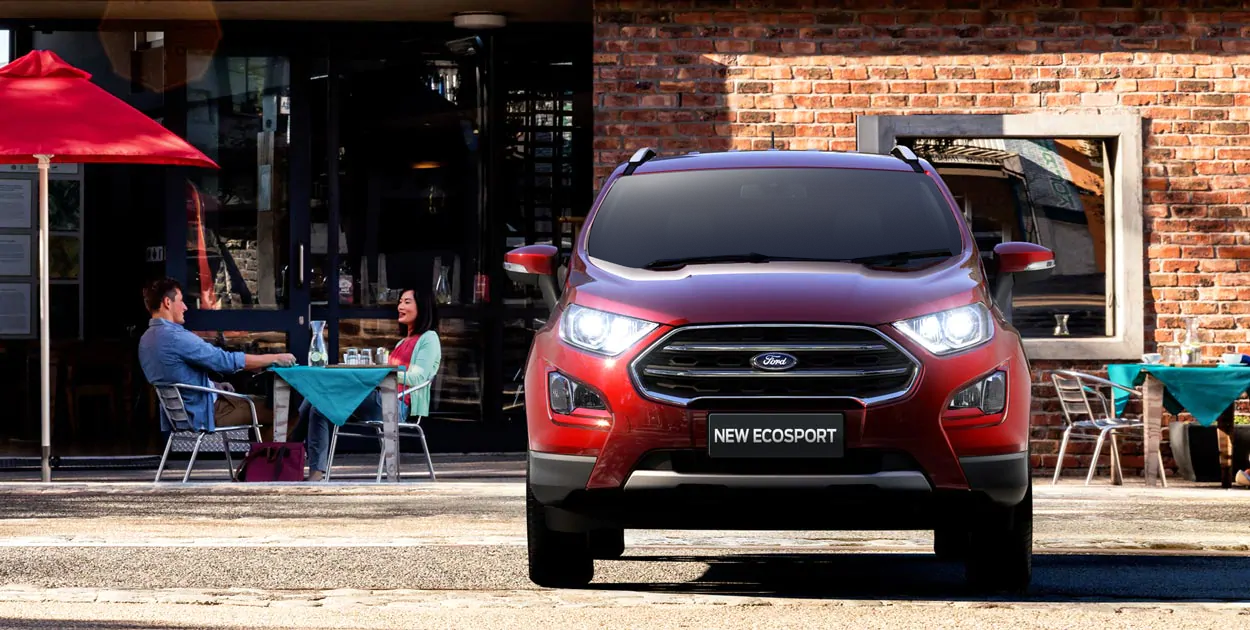 <strong>Even the Lights are Smart</strong><br /><span>EcoSport Titanium's Automatic Headlamps sense when it's dark outside and turn on for you.</span>