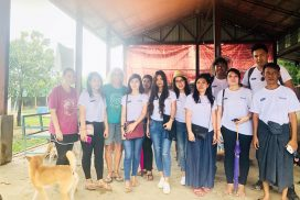 Ford Volunteer Projects Continue in Myanmar as Employees Go Further in Ford Global Caring Month 2018