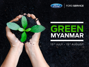 Taking Action for a Greener Myanmar