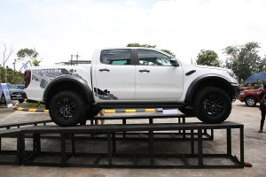 Ford Ranger Raptor Arrives in Myanmar, Bringing Off-Road Experience to a New Level