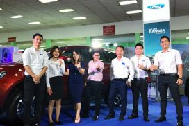 Ford Myanmar Sponsors the 3rd American Trade Show 2019