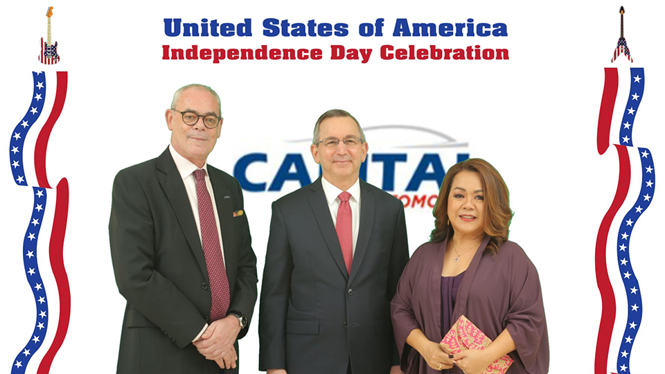 Ford Myanmar Celebrates 243 Years of American Independence