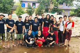 Supporting Communities in Need: That's the Ford Myanmar Way